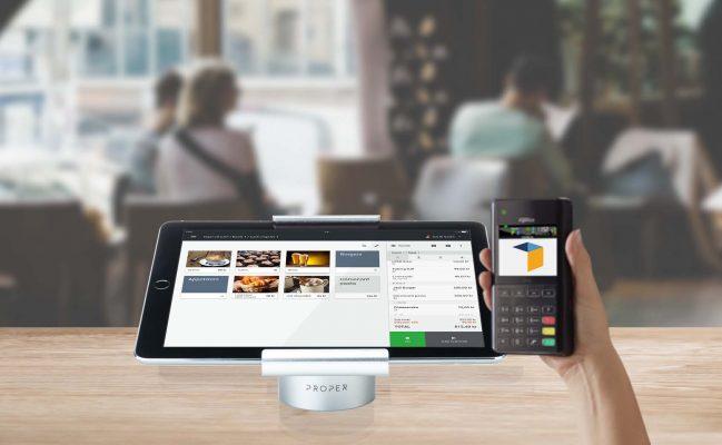 Paybox kassapparater, kassaystemer, kortterminal og betalingsterminal