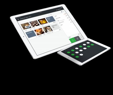 Paybox ipad kasse kassapparater, kassaystemer, kortterminal og betalingsterminal